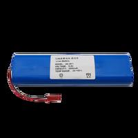 14.8 v 2800 mah bateria recarregável para ilife ecovacs para chuwi ilife v50 v55 v8s acessórios de limpeza robótico peças Peças p/ aspirador de pó     -