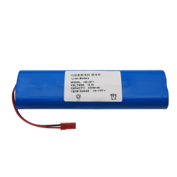 14.8V 2800mAh Rechargeable Battery for ILIFE ecovacs for Chuwi ilife V50 V55 V8s robotic cleaner accessories parts