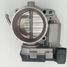 ysist new throttle body for lifan xing shun 1 3l del phi system engine bore size 46mm oem quality warranty 2 years New Throttle Body Assembly For V W  Bee tle Golf Passat 2.5L 2008-2014 07K133062A  07K-133-062A 133062A High Quality