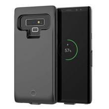 7000mAh External Backup Battery Charger Case For Samsung Note 8 9 10 10pro Power Bank Battery Charging Case Cover