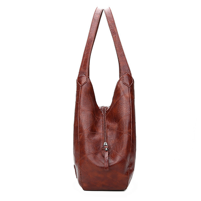 Vintage Women Hand Bag Designers Luxury Handbags Women Shoulder Bags Female Top-handle Bags Fashion Brand Handbags 3
