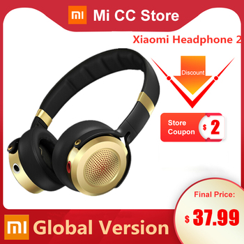 Global Version Xiaomi headphone 3.5mm plug microphone HIFI portable sport earphone stereo bass music headset for Redmi Note 9S