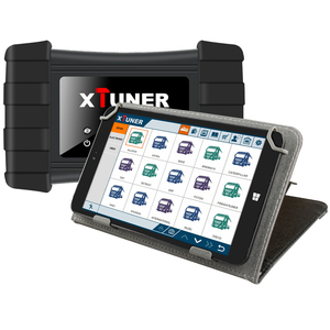 Image 3 - XTUNER T1 HD Heavy Duty Trucks OBD2 Car  Auto Diagnostic Tool With Truck Airbag ABS DPF EGR Reset OBD  Auto Diagnostic Scanner