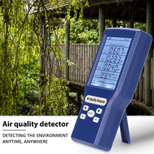 Analyzer Meters Tester Monitor-Tool Gas-Detector Co2 Ppm Air-Quality Portable Mini Multifunctional