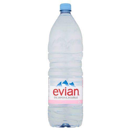 Evian Mineral Water, 2l