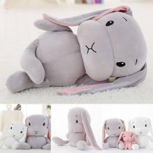 Lindo conejito conejo de juguete de Plush bebé de peluche de felpa para niños regalo animales muñeca 30cm