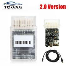 2021 neueste Tactrix Openport 2,0 ECU Chip Tuning Tool Open Port USB 2,0 ECU Flash OBD2 OBDII Stecker Multi Marke autos