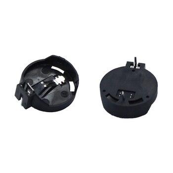 1000Pcs Portable CR2032 CR2025 General Button Battery Clip Holder Box Case
