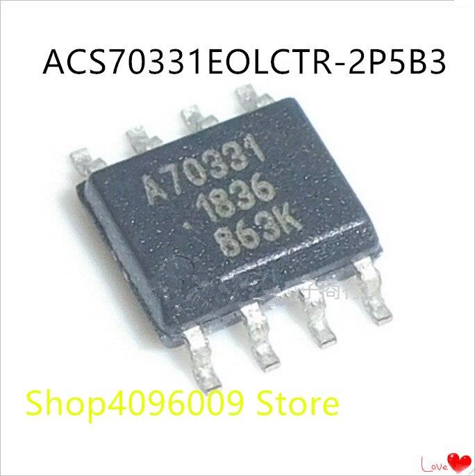 NEW 10PCS/LOT  ACS70331EOLCTR-2P5B3 ACS70331 A70331 70331 SOP-8