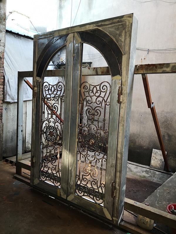 Hench 100% Steel Iron Doors  Model Hc-id25