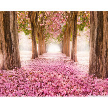 Gatyztory краска ing по номерам для взрослых cherry blossom