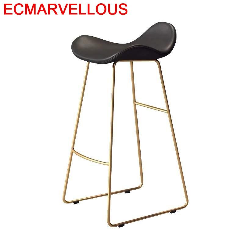 Bancos Moderno Stoel Sandalyesi Sandalyeler Taburete Sgabello Stuhl Cadir Stool Modern Tabouret De Moderne Cadeira Bar Chair