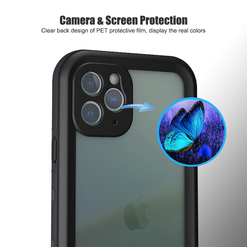 Waterproof Phone Case For iPhone 11 Pro Max (2)