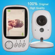 VB603 3,2 дюймовый ЖК-монитор для малышей ИК Ночное Видение камера безопасности Температура няня контроль температуры Колыбельная 2 Way аудио