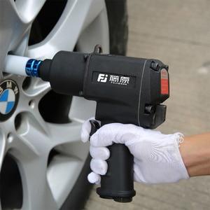 "Image 5 - FUJIWARA Air Pneumatic Wrench 1/2"" 1280N.M  Impact Spanner Large Torque Tire Removal Tool Nut Sleeves Pneumatic Power Tools"