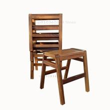 Solid Wood Stool Home Fashion Adult Dressing Stool Creative Living Room Small Bench Simple Modern Dining Stool Square Stool Crea