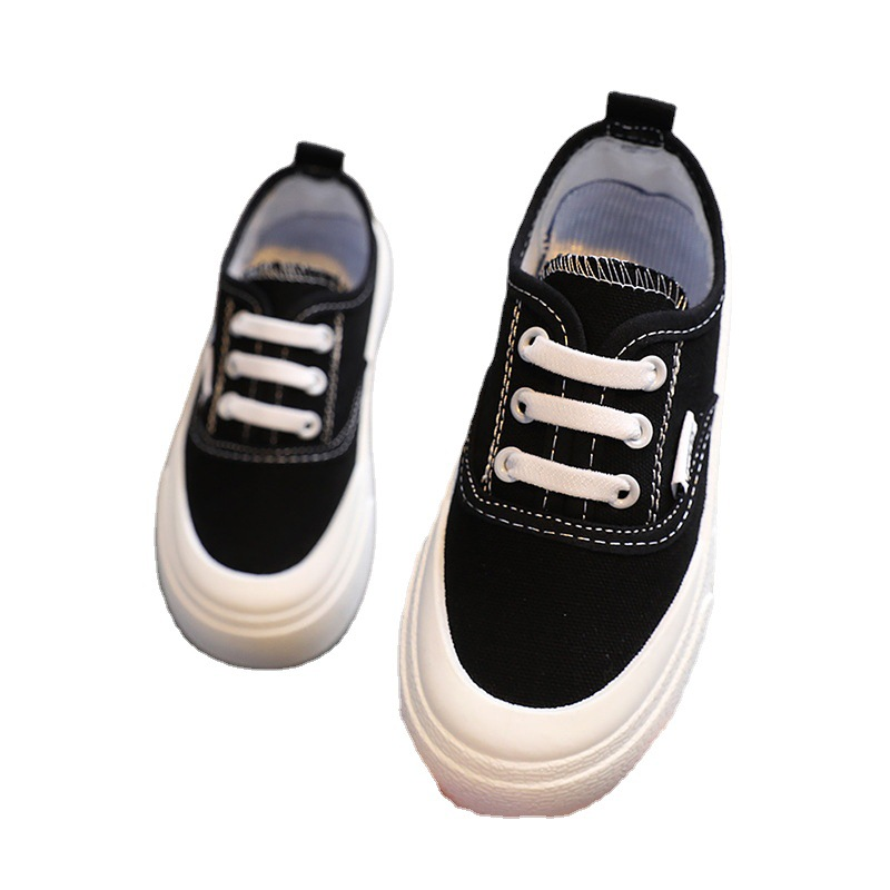 2021 Sneakers Kids Shoes Boy Girl Child Sneaker Breathable Canvas Shoes For Children Summer Fashion Baby Shoes 4
