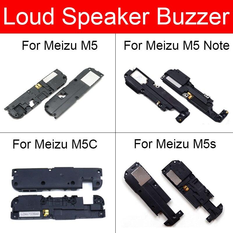 Louder Speaker Ringer For Meizu Meilan Blue Charm 5 M5 M5c M5s MX5 Note M611A M611H Loud Ringer Loudspeaker Buzzer Flex Cable