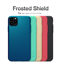 For iPhone 11 Case iPhone 11 Pro Max Case NILLKIN Frosted Shield PC hard back cover case For iPhone X/Xs/xr/Xs Max/7/8 plus case