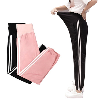 Spring Autumn Stretch Cotton Skinny Maternity Legging High Waist Belly Legging Clothes for Pregnant Women Pregnancy Pants autumn fashion maternity legging low waist belly stretch cotton skinny pants clothes for pregnant women pregnancy wear