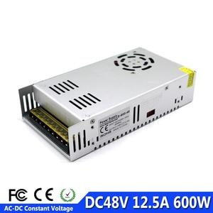 Image 2 - Single Output Switching Power Supply 600W 36V 48V 60V Dc Power Supplies Led Driver Transformer 110v 220v AC DC CNC CCTV Motor