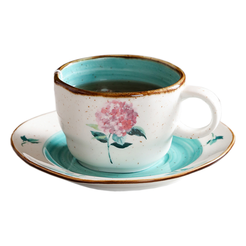 Porcelain Cups Tea Cup Set Coffee Cups With Saucer Ceramic Tea Mugs Set, Espresso Coffee Cup Mugs Set Teaware Sets    - AliExpress