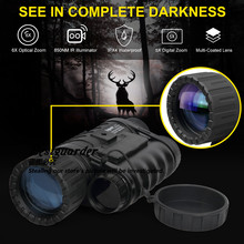 Bestguarder 64G Night Vision with HD Camera Time lapse, can connect to mobile phone, Monocular, Telescope, Binoculars, Free Ship