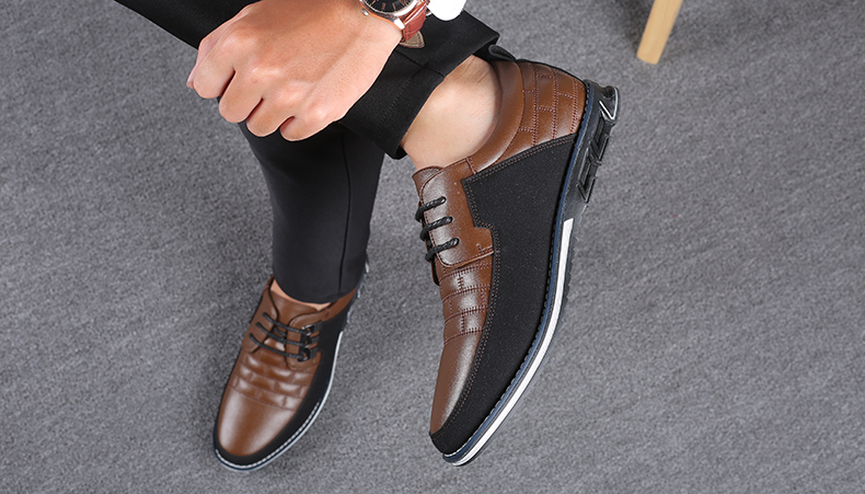 H4598c63a70274f70875d8c9483ecc1b6i Design New Genuine Leather Loafers Men Moccasin Fashion Sneakers Flat Causal Men Shoes Adult Male Footwear Boat Shoes