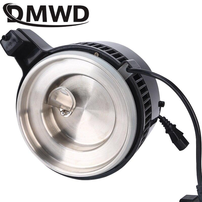 DMWD Pure Water Distiller 304 Stainless Steel Distilled Water Machine Dispenser Filter 4L Dental Distillation Purifier 110V 220V - 5