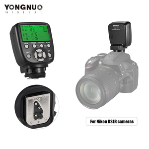 Image 2 - YONGNUO YN560 TX II اللاسلكية فلاش الزناد تحكم Trasmitter ل Yongnuo YN 560III YN560IV RF 602 RF 603 II لكانون نيكون