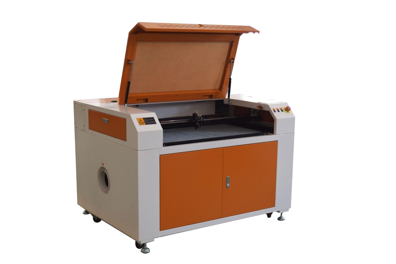 100W CO2 LASER ENGRAVER 900x600 ENGRAVING MACHINE KH9060-100W WOODWORKING/CRAFTS USB U-FLASH