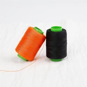 1 шт., швейная нитка из полиэстера, 24 цвета, 300 м