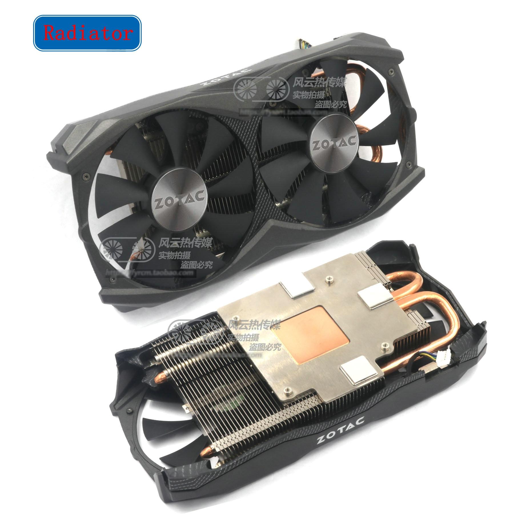 3PCS//SET COOLING FAN FOR ZOTAC GTX980Ti AMP 980Ti//TITANX ARCTICSTORM GA92S2U