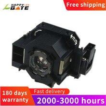 Projektor wysokiej jakości żarówki ELPLP42/V13H010L42 EMP 83H EMP 410WE EMP 280 EMP 270 EMP 822H EMP 400WE H281A lampa do projektora