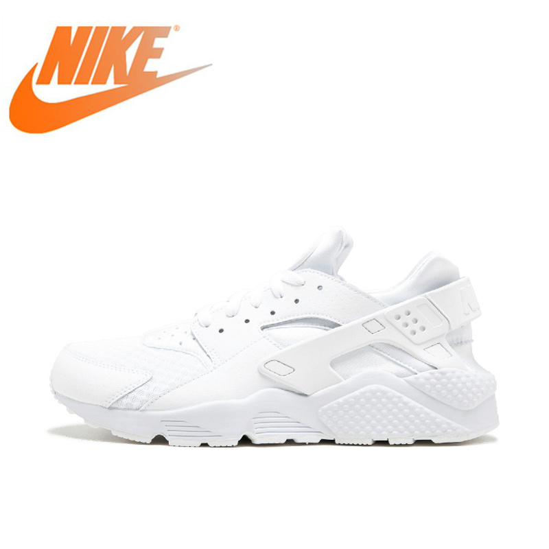 Original Authentic NIKE Air HUARACHE Women's Running Shoes Outdoor Sneakers Breathable Athletic Designer 2019 Arrival 819685