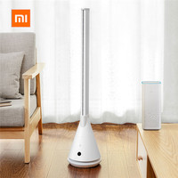 New Xiaomi Rosou SS4 Fan Tower Style Vertical Leafless Mijia APP Remote Control Timing 11 Speed Natural Wind Fan For Home Office
