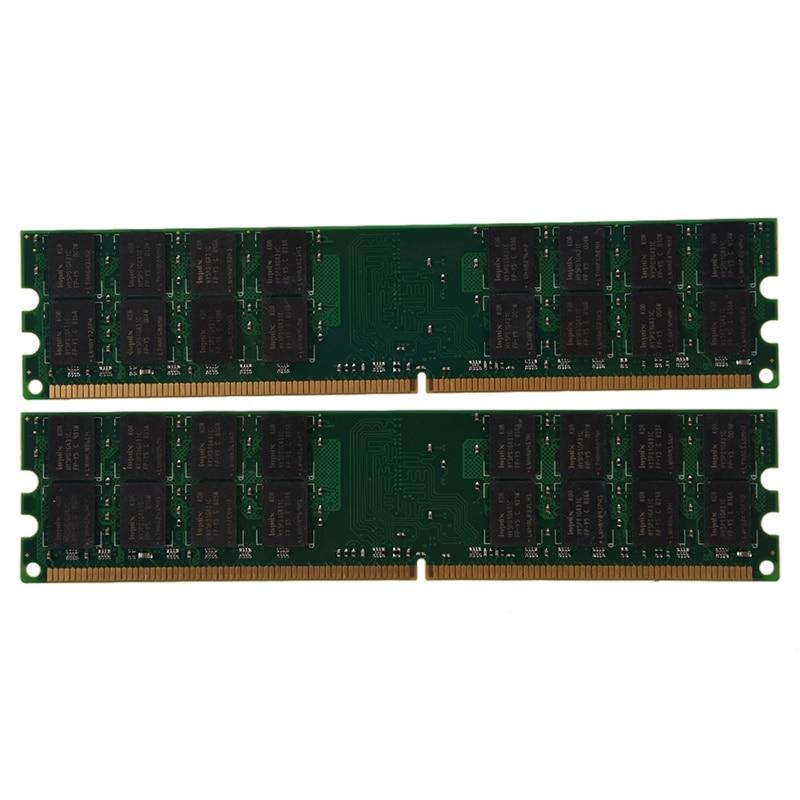 8GB 2X4GB DDR2-800MHz PC2-6400 240PIN DIMM для памяти материнской платы процессора AMD