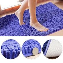 Домашний коврик для ванной нескользящий ковер комнаты мягкий