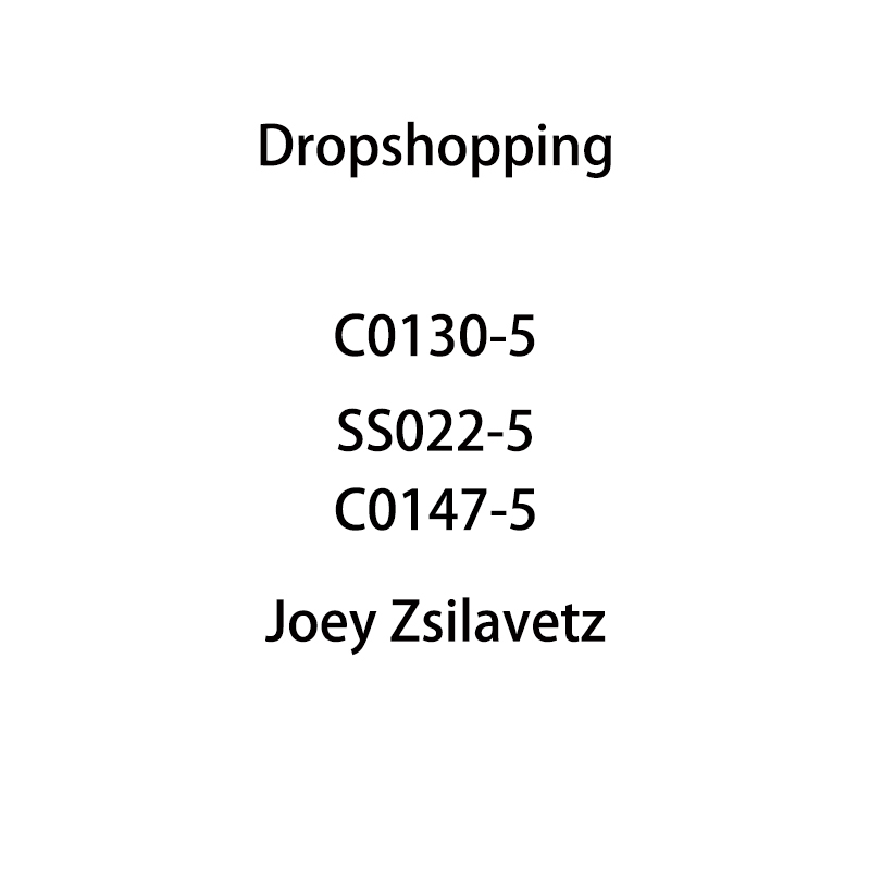 Dropshopping Joey Zsilavetz 5cm