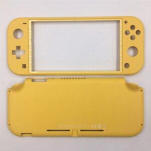 Image 1 - Cubierta de carcasa de repuesto nuevo para Nintendo Switch Lite, Accesorios de reparación de consola