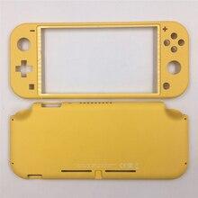 Новый запасной корпус, Крышка корпуса для Nintendo Switch Lite, ремонтные аксессуары для консоли