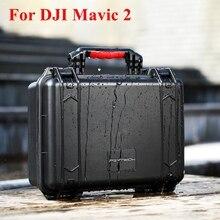 PGYTECH EVA высококачественный водонепроницаемый защитный чехол для DJI Mavic 2 Drone Smart контроллер и другие аксессуары