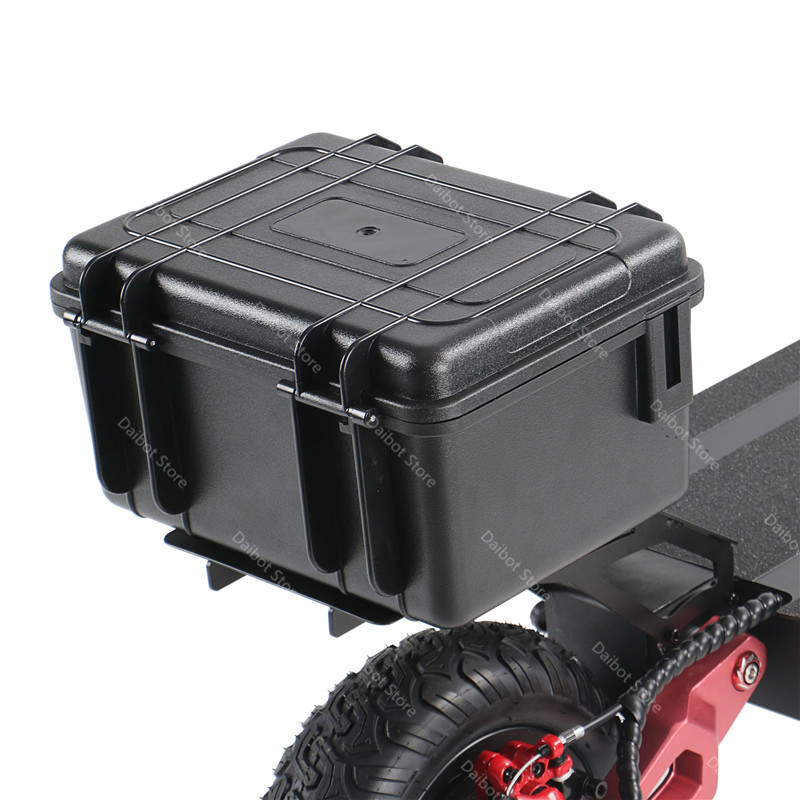 EcoRider E4-9 Electric Scooter Power Charger Trunk Fender Display Bracket Controller Accessories Parts