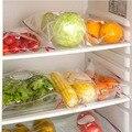 10 teile/satz Wiederverwendbare Frische Zipper Tasche Einfrieren & Heizung Kunststoff Lebensmittel Lagerung Tasche Vielseitige Vakuum Erhaltung Versiegelt Tasche 996212