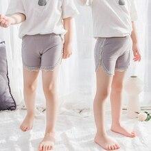 Baby Shorts Underwear Safety-Pants Girls Cotton 1PC Leggings Elastic Anti-Walk Kids High-Quality