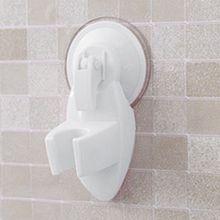Подвижный кронштейн для ванной комнаты, мощный держатель для сиденья душа на присоске, крепкий держатель для душевой головки