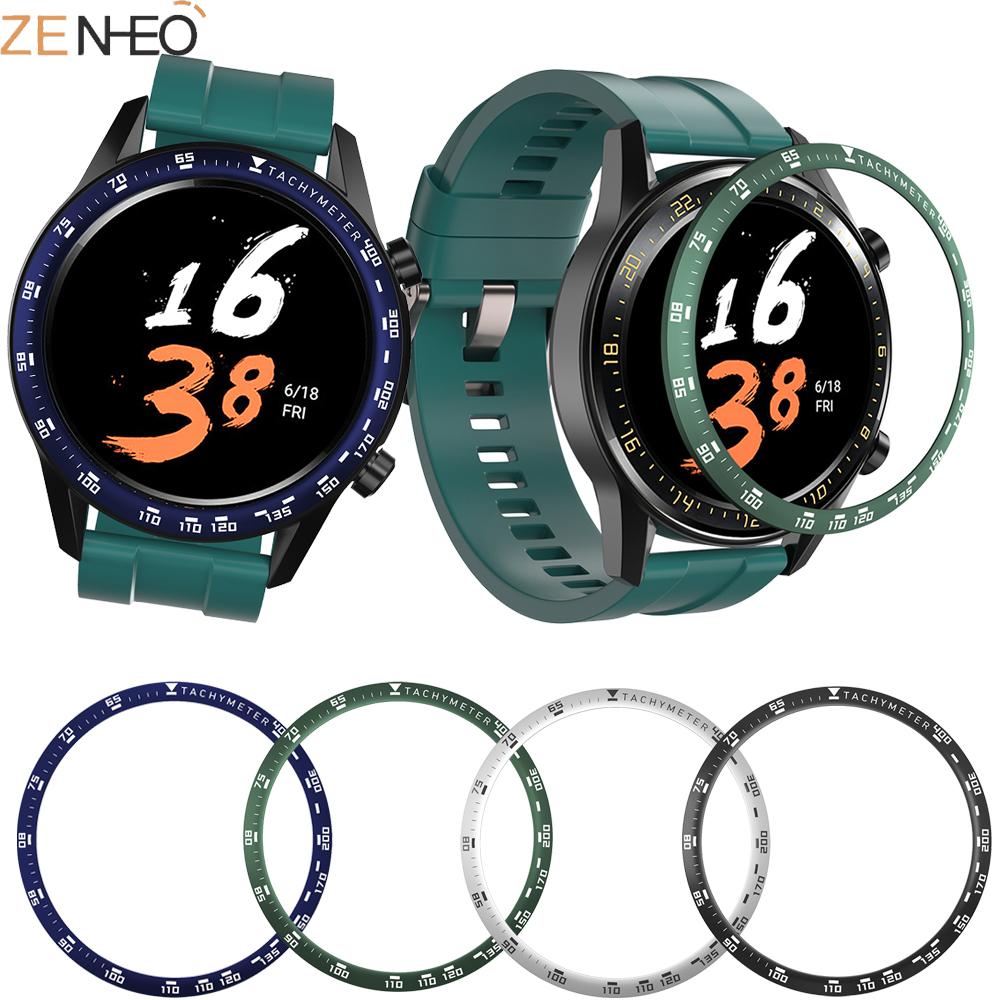 Watch Protective Circle Case Cover Bezel Ring Dial Scale For Huami Amazfit GTR 47mm Replacement Watch Case Cover Protector Shell