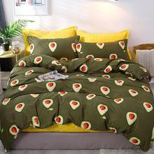hot sell quilt cover bedclothes bedding set double layer blanket simple fashion crystal thicken velvet quilt cover home supplies Queen Bedding Set Bedding Set with Pillowcase Duvet Cover Sets Bed Linen Sheet Single Double Queen King Quilt Covers Bedclothes