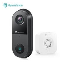 HeimVision salue CA1MQ 2K vidéo sonnette caméra Smart WiFi carillon sans fil Vision nocturne plus large caméra de sécurité moniteur Audio 2 voies