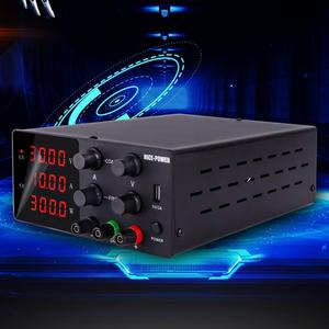 8 arten von Schalt Labor DC Netzteil 30 V 10A Einstellbare 3/4 Digital Geregelte Modul Labor Power Bank Quelle 30 V 0-10A